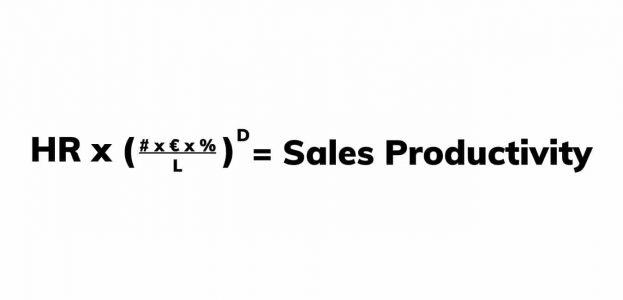 Sales Formel